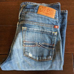 Lucky Jeans size 24